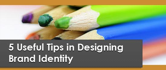 5 Brand Design Tips!