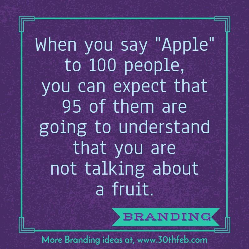 Smart Branding Ideas at 30thfeb