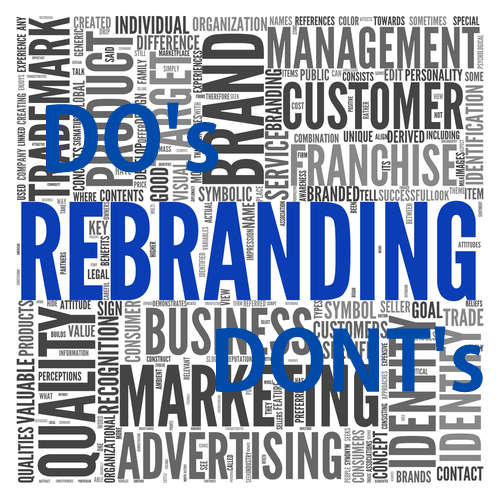 Rebranding by 30TH FEB