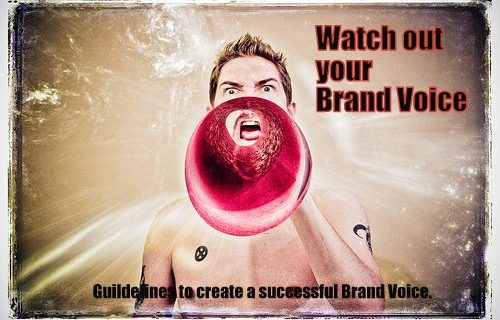 Brand Voice – Do the Brands need to draw a Line?