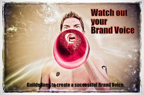 Mind your Brand Voice 30thfeb