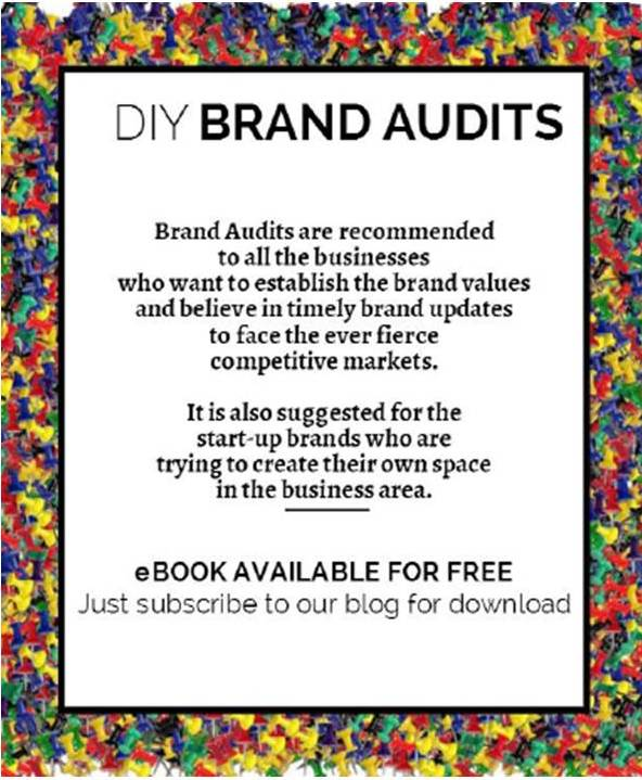 Ebook on Brand Audits @30THFEB