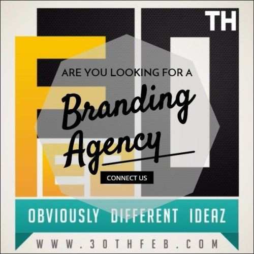 Brand agency 30TH FEB