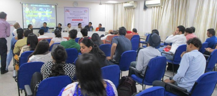 Jigyasa – panelist for Entrepreneurship discussion on what they dont teach at b-schools