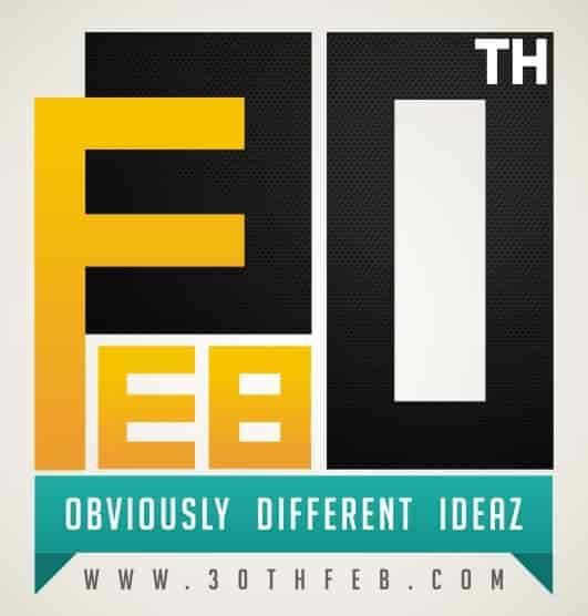 30th fab logo