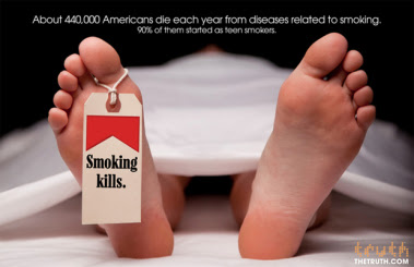 anti-smoking_ad - using fear in advertising