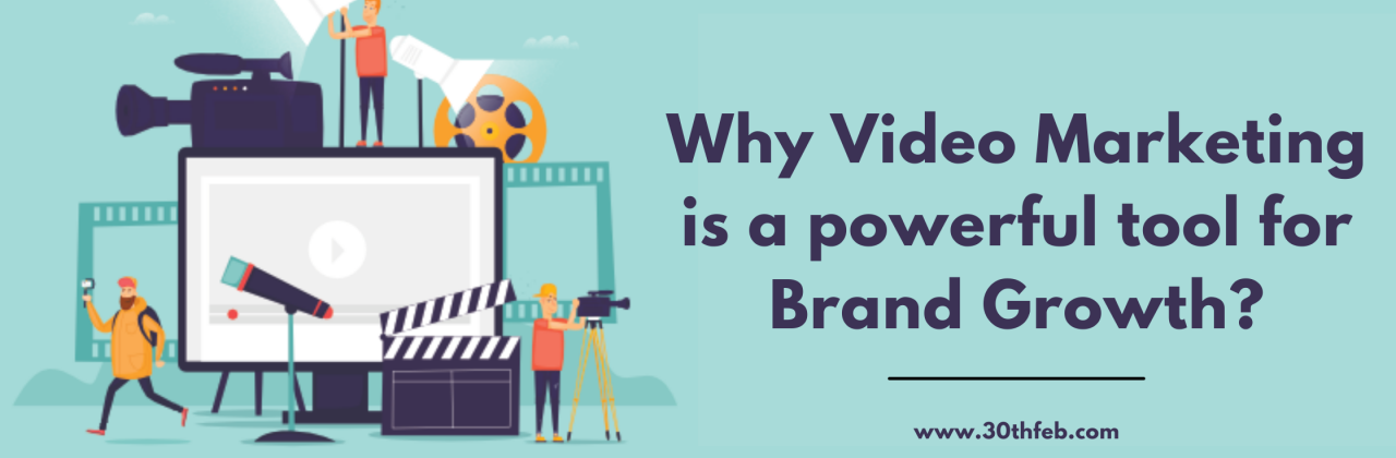 Why Video Marketing is a powerful tool for Brand Growth?