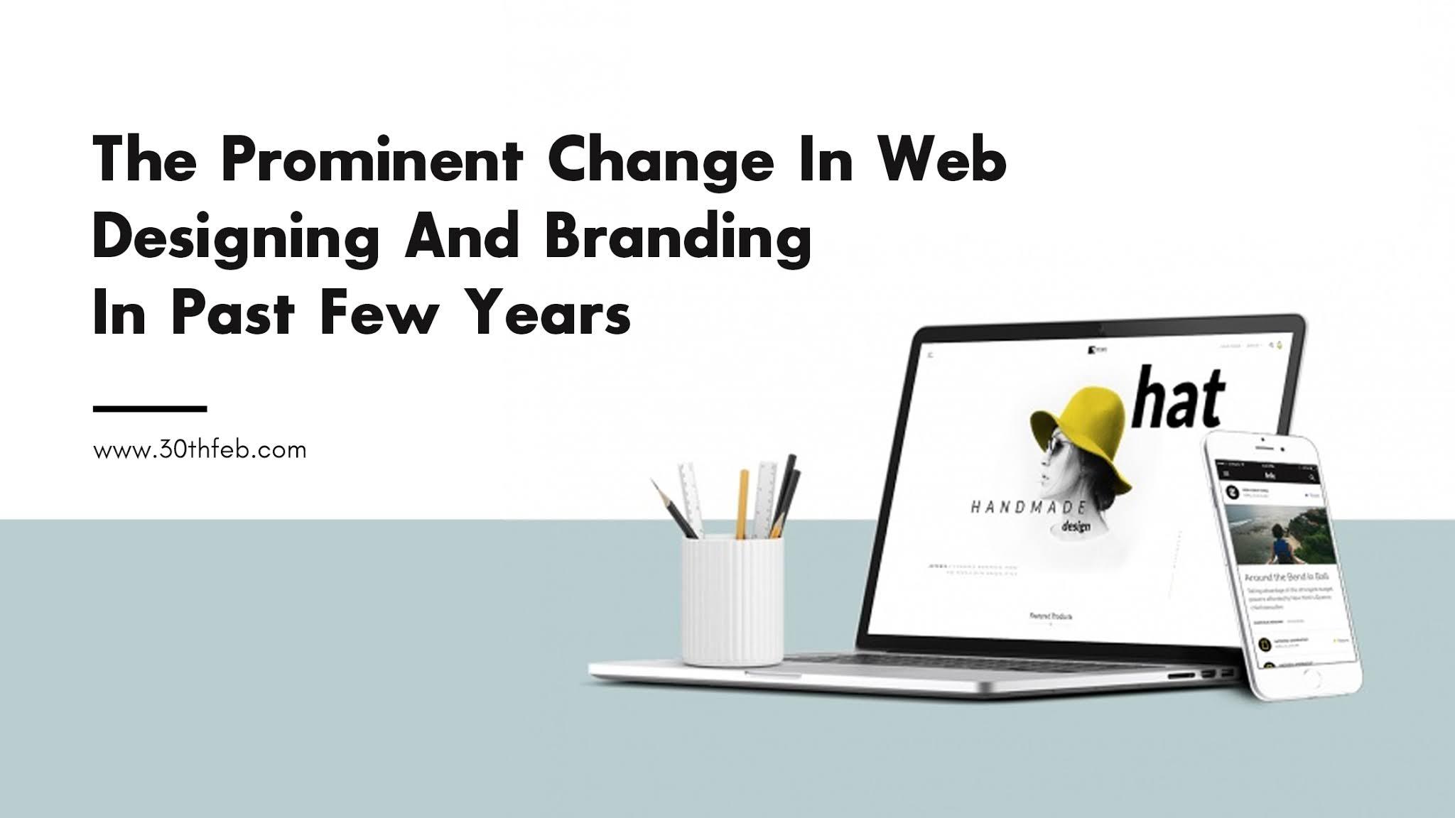 Web Designing And Branding